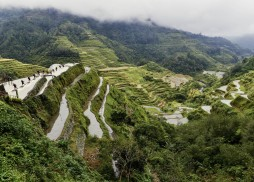 Brian Grubb, Wakeskate the Banaue Rice Terrace in the Philippines 2013